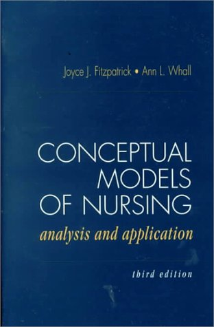 models of nursing Nursing care can be carried out through a variety of organizational methods the model of nursing care used varies greatly from one facility to another and from one set of patient circumstances to.