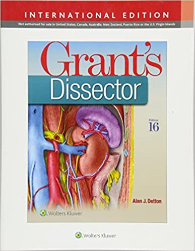 GRANT'S DISSECTOR