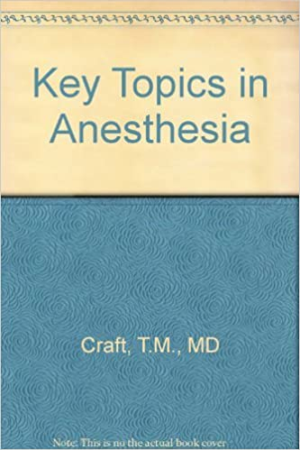 KEY TOPICS IN ANAESTHESIA