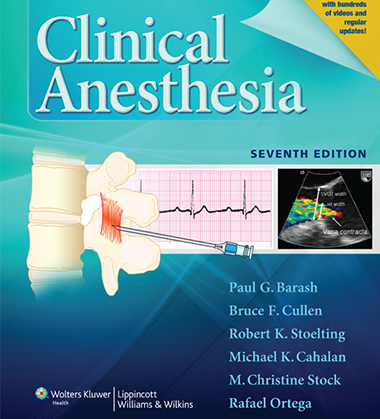 CLINICAL ANESTHESIA PRACTICE
