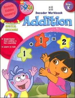 ADDITION: DECODER WORKBOOK - DORA