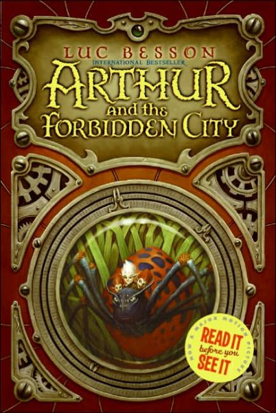 ARTHUR AND THE FORBIDDEN CITY
