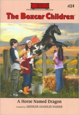 A HORSE NAMED DRAGON (BOXCAR CHILDREN #114)