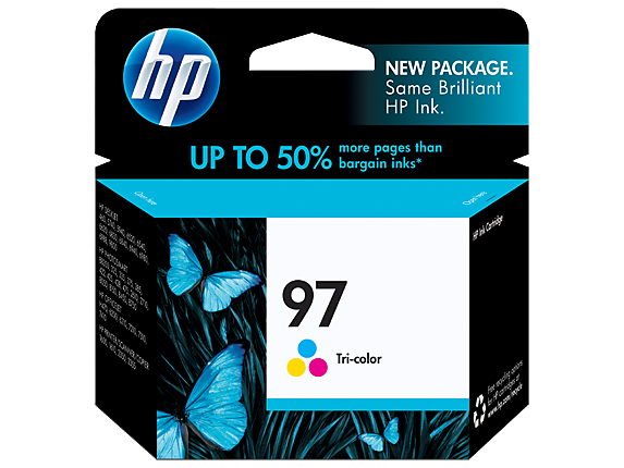 HP C9363WN #97 COLOUR INK CARTRIDGE