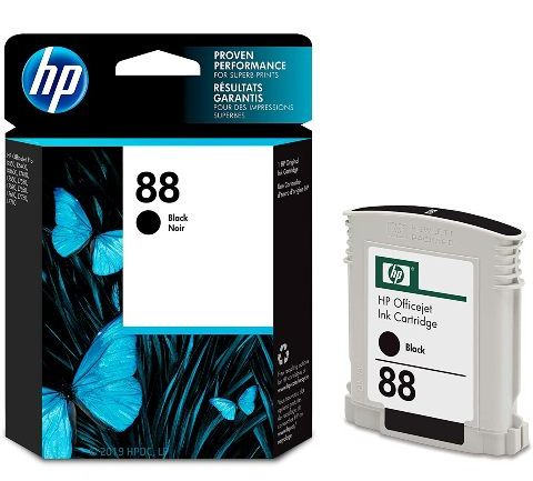 HP C9385AN #88 BLACK INK CARTRIDGE