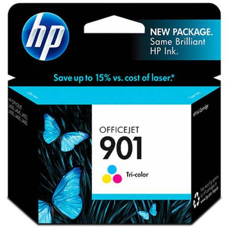 HP CC656AN 901 COLOUR CARTRIDGE