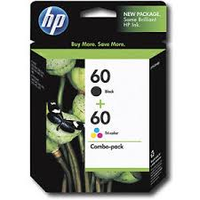 HP C643WN #60 COLOUR INK CARTRIDGE