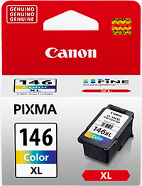 CANON 146 COLOUR INK CARTRIDGE
