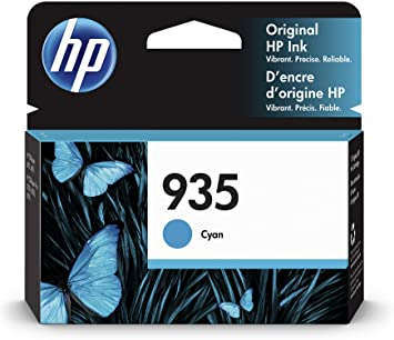 HP 935 INK CYAN CARTRIDGE