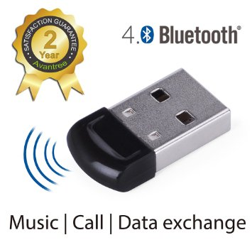 AVANTREE DG40S BLUETOOTH 4.0 DONGLE ADAPTER