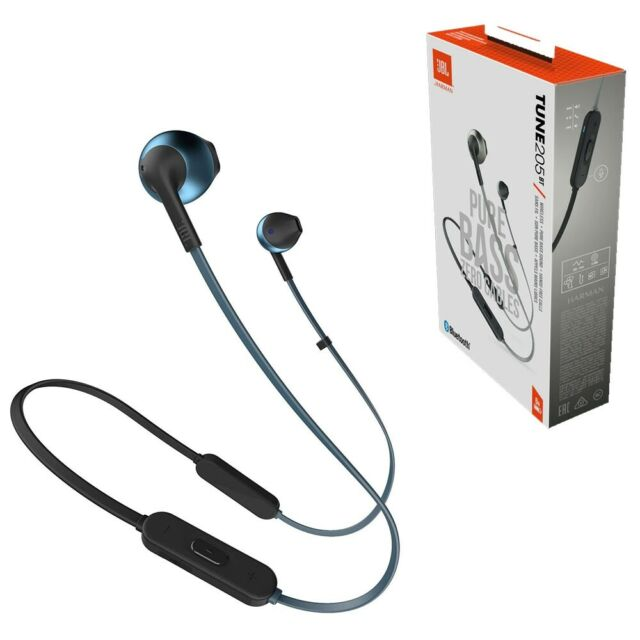 JBL TUNE 205 WIRELESS EARBUDS