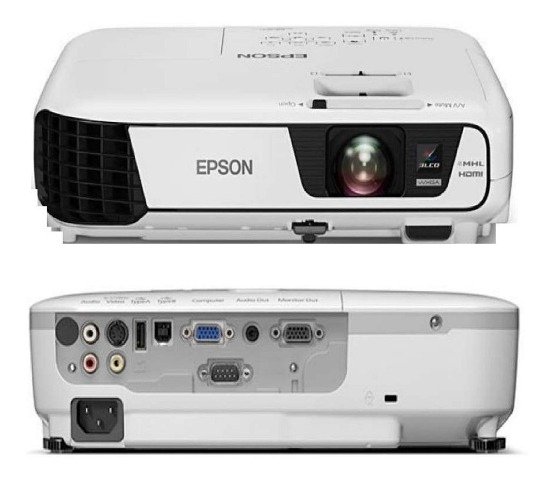 EPSON POWERLITE X41+ - 3LCD PROJECTOR - 3600 LIMENS
