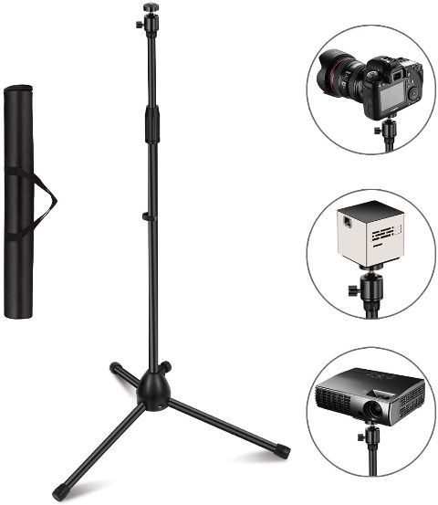 PROJECTOR STAND THUSTAR PORTABLE TRIPOD STAND LIGHTWEIGHT