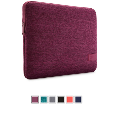 "CASE LOGIC REFLECT 13"" LAPTOP SLEEVE"