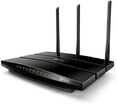 TP-LINK AC1200 SMART WIFI ROUTER