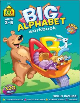 BIG ALPHABET WORKBOOK