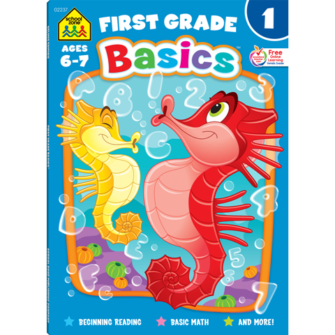 FIRST GRADE BASICS (AGES 6-7)