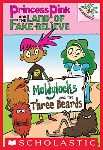 MOLDYLOCKS AND THE THREE BEARS - PRINCESS PINK SERIES