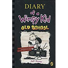 #10 : DIARY OF A WIMPY KID - OLD SCHOOL