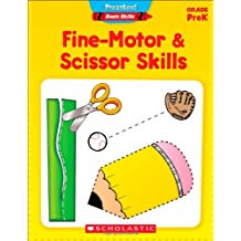 PRESCHOOL FINE-MOTOR AND SCISSORS SKILLS