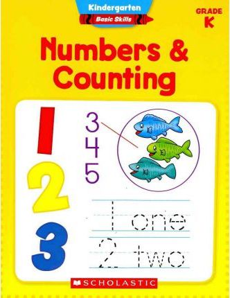 KINDERGARTEN NUMBERS AND COUNTING