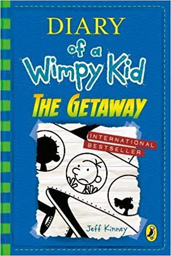 DIARY OF A WIMPY KID #12 - THE GETAWAY