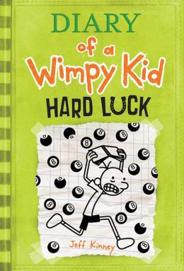 #8 HARD LUCK - DIARY OF A WIMPY KID