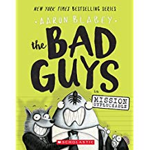 THE BAD GUYS #2: IN MISSION UNPLUCKABLE