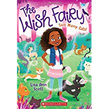 WISH FAIRY #1: TOO MANY CATS