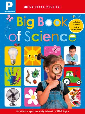 BIG BOOK OF SCIENCE WORKBOOK : SCHOLASTIC EARLY LEARNERS