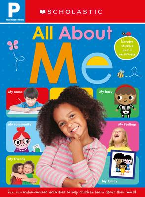 ALL ABOUT ME WORKBOOK: SCHOLASTIC EARLY LEARNERS