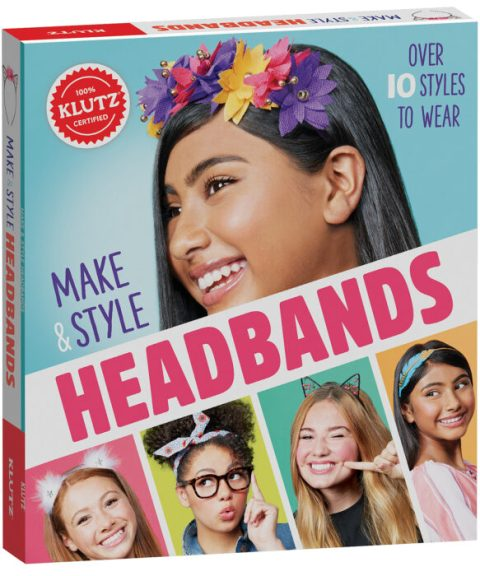 KLUTZ: MAKE AND STYLE HEADBANDS