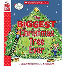 THE BIGGEST CHRISTMAS TREE EVER: A STORY PLAY BOOK