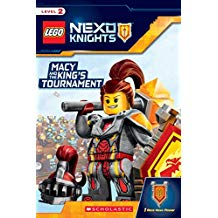 MACY AND THE KING'S TOURNAMENT (LEGO NEXO KNIGHTS:READER)