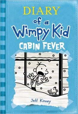 #6 CABIN FEVER - DIARY OF A WIMPY KID