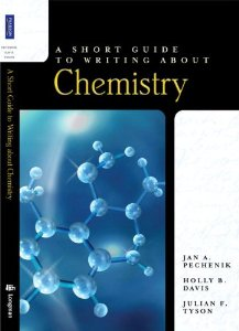 A SHORT GUIDE TO WRITING ABOUT CHEMISTRY