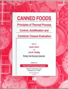 CANNED FOODS: PRINCIPLES OF THERMAL PROCESS...