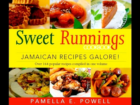 SWEET RUNNINGS COOKBOOK