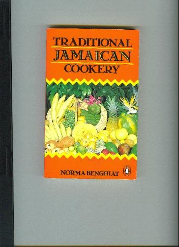 PBK: TRADITIONAL JAMAICAN COOKERY