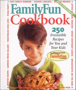 FAMILY FUN COOKBOOK