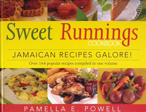 P/B SWEET RUNNINGS COOKBOOK