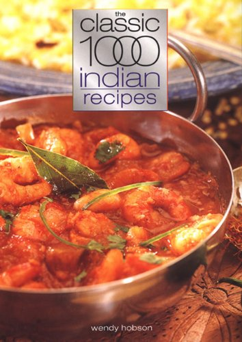 CLASSIC 1000 INDIAN RECIPES