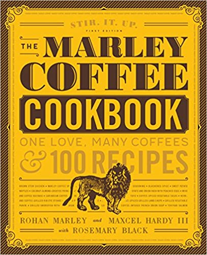 MARLEY COFFEE COOKBOOK