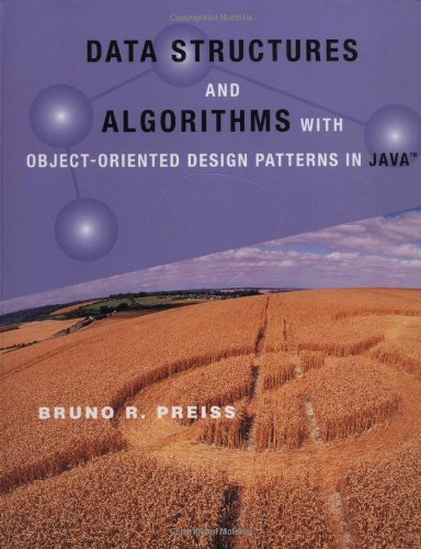 DATASTRUCTURES AND ALGORITHMS WITH OBJECT ORIENTED DESIGN