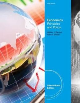ECONOMICS: PRINCIPLES & POLICY