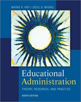 EDUCATIONAL ADMINISTRATION THEORY RESEARCH & PRACTICE