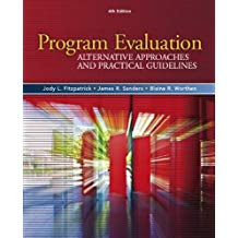 PROGRAM EVALUATION: ALTERNATIVE APPROACHES