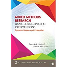 MIXED METHODS RESEARCH AND CULTURE SPECIFIC INTERVENTIONS