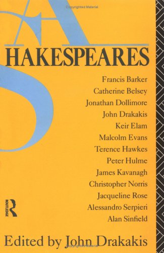 ALTERNATIVE SHAKESPEARE VOL. 1