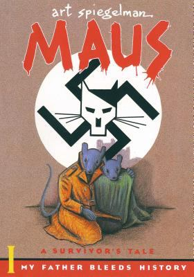 MAUS I: A SURVIVOR'S TALE: MT FATHER BLEEDS HISTORY